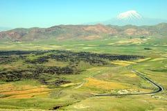 Kurdish village, Turkey Royalty Free Stock Photos