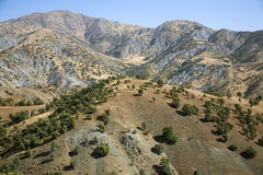 Kurdistan landscape Royalty Free Stock Photography
