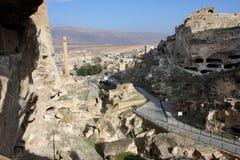 Kurdyjski Hasankeyfin grodzki region Obraz Royalty Free