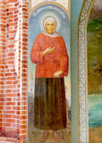 Kuremae Estonia Xenia del icono de St Petersburg Foto de archivo