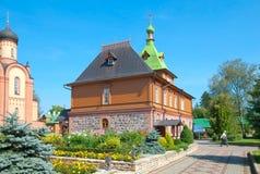 Kuremae L'Estonia St Simeon e st Anna Church Immagine Stock Libera da Diritti