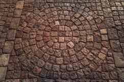 Kurenda kamienia wzór obraz royalty free