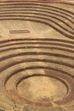 Kurenda tarasy przy mureną zdjęcie royalty free