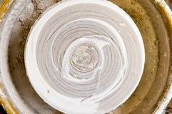 Kurenda wzór na drewnianym tle zdjęcie stock