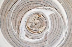 Kurenda wzór na drewnianym tle zdjęcia stock