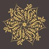 Kurenda wzór wektor ornamentu wektor 3 d formie ram trzy piękne wymiarowej ilustracji bardzo roczne 2007 pozdrowienia karty szczę Zdjęcie Royalty Free