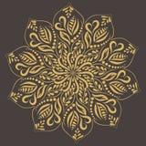 Kurenda wzór wektor ornamentu wektor 3 d formie ram trzy piękne wymiarowej ilustracji bardzo roczne 2007 pozdrowienia karty szczę Obraz Stock