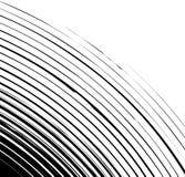 Kurenda wzór z spiralą, zawijasa element streszczenie geometrycznego ilustracja wektor