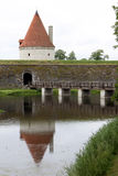 Kuressaare Castle Stock Photos