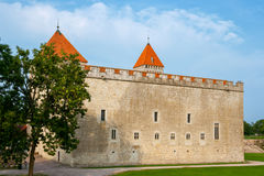 Kuressaare castle. Saaremaa island. Estonia Stock Photo