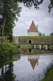 Kuressaare Castle Royalty Free Stock Photography