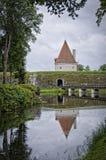 Kuressaare Castle Royalty Free Stock Photography
