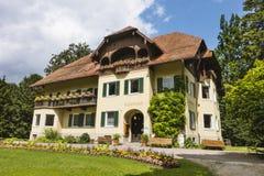 Kurhaus в Garmisch, Германии, редакционной Стоковые Изображения RF