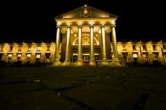 Kurhaus - Casino of Wiesbaden. Hessen, Germany stock photos