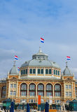 Kurhaus, Hague, Holland Royalty Free Stock Images