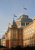 Kurhaus Scheveningen Royalty Free Stock Photography