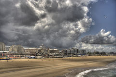 Kurhaus Scheveningen, Holland Stock Images