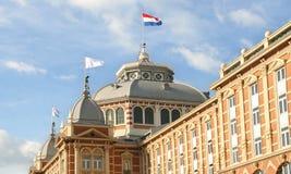 Kurhaus Scheveningen, Holland Stock Image