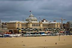 Kurhaus van Scheveningen royalty-vrije stock fotografie