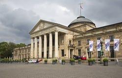 kurhaus Wiesbaden obraz royalty free