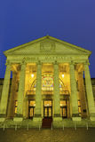 The Kurhaus of Wiesbaden in Germany. Kurhaus in Wiesbaden in Germany Stock Photo