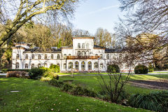 Free Kurhaus With Scenic Park In Bad Soden Royalty Free Stock Photo - 49363325
