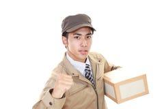Kurier usługa Obraz Stock