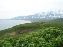 Kuril νησιά στοκ εικόνα
