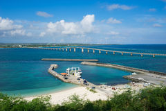 Kurima Bridge Stock Image
