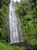 Kuringe waterfall in Tanzania Royalty Free Stock Images