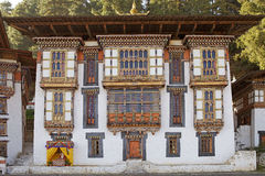 Kurjey Lhakhang, Bhutan Royalty Free Stock Photo