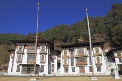 Kurjey Lhakhang Monastery Stock Photo