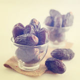 Kurma dates Stock Photos
