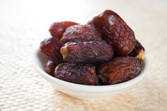 Kurma dates fruit Royalty Free Stock Photo