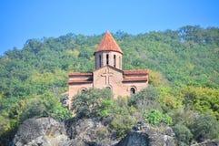 Kurmuk kyrka royaltyfri foto