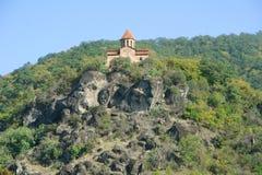 Kurmuk kyrka royaltyfri bild
