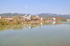 Kurna rzeka Zdjęcie Royalty Free