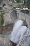 Kurobe dam Toyama Stock Photo
