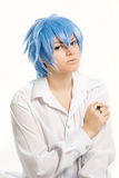 Kuroko Royalty Free Stock Images