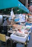 Kuromon Ichiba Market Osaka Japan. Stock Image