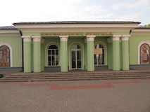 Kurort Druskininkai (Litauen) Lizenzfreie Stockfotos