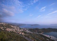 Kurort Kasa, Turcja zdjęcia royalty free