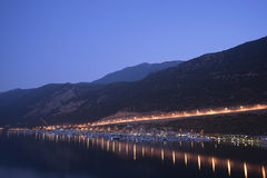 Kurort Kasa, Turcja zdjęcie stock