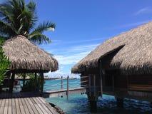 Kurort w Papeete fotografia royalty free