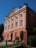 Kurozweki palace, Poland Stock Photos
