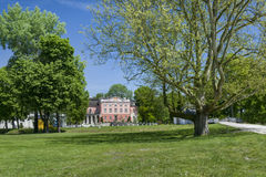 Kurozweki palace in Southern Poland Stock Images