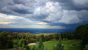 Kurrajong Heights, Blue Mountains Stock Photography