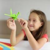 Kurs av origami Royaltyfri Foto