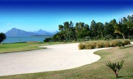 kurs golfa obraz royalty free
