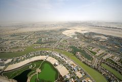 kurs golfa nieruchomości real Fotografia Stock